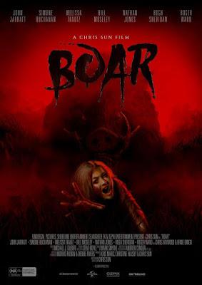 Boar 2017 Custom HD Sub