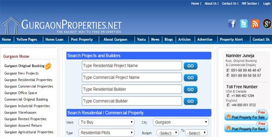 Gurgaon Properties