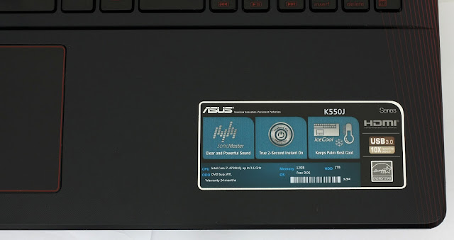 Asus K550J Drivers Download
