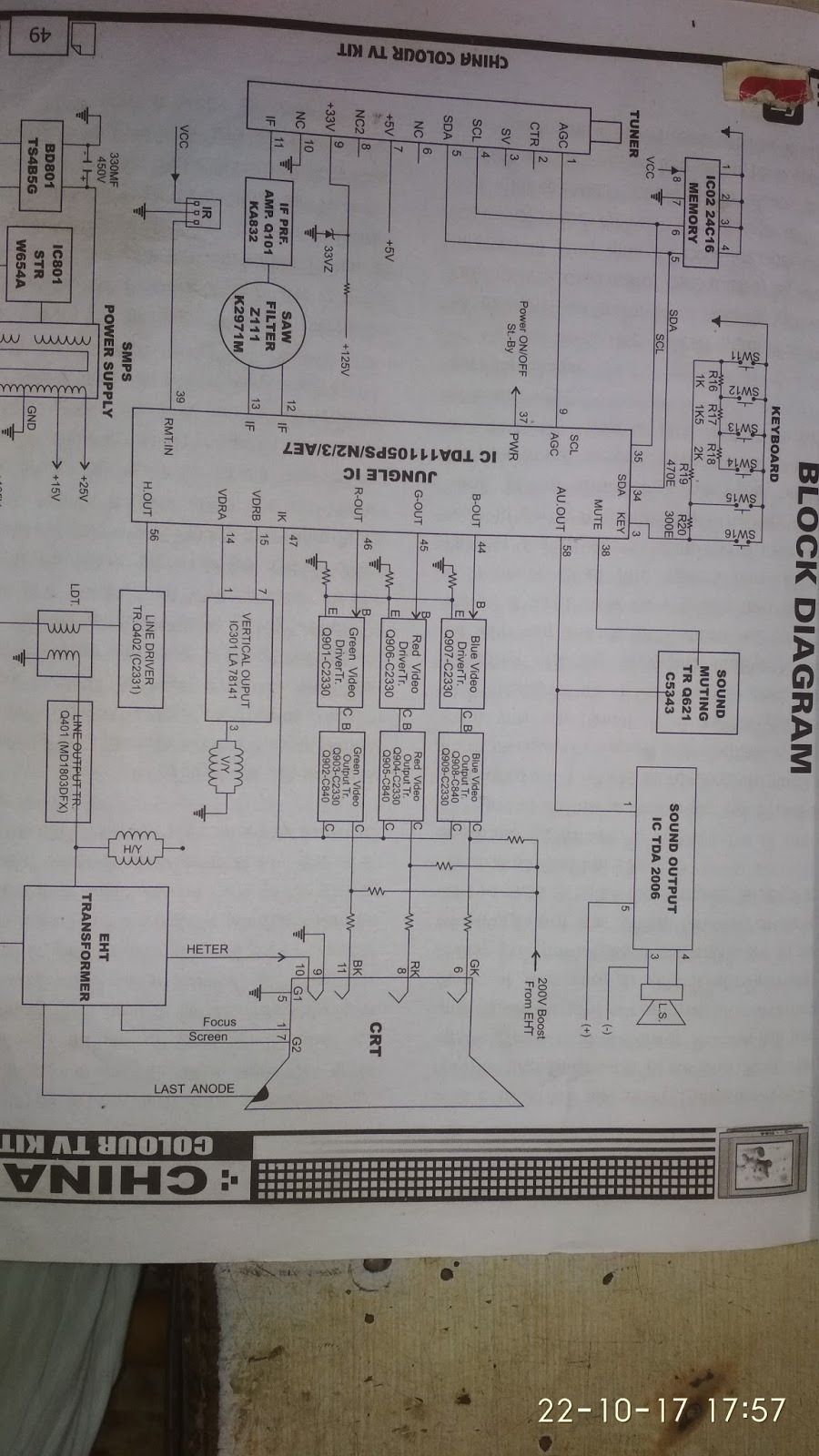 Pure Sinewave Inverter Diagram Tda 11105ps Pin Details And Hd 3 Prong Schematic Wiring 1 Jungle Ic