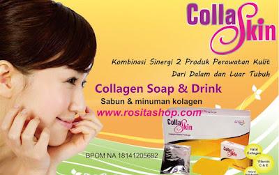 kolagen alami collaskin