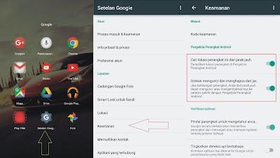 Pengelola Perangkat Android
