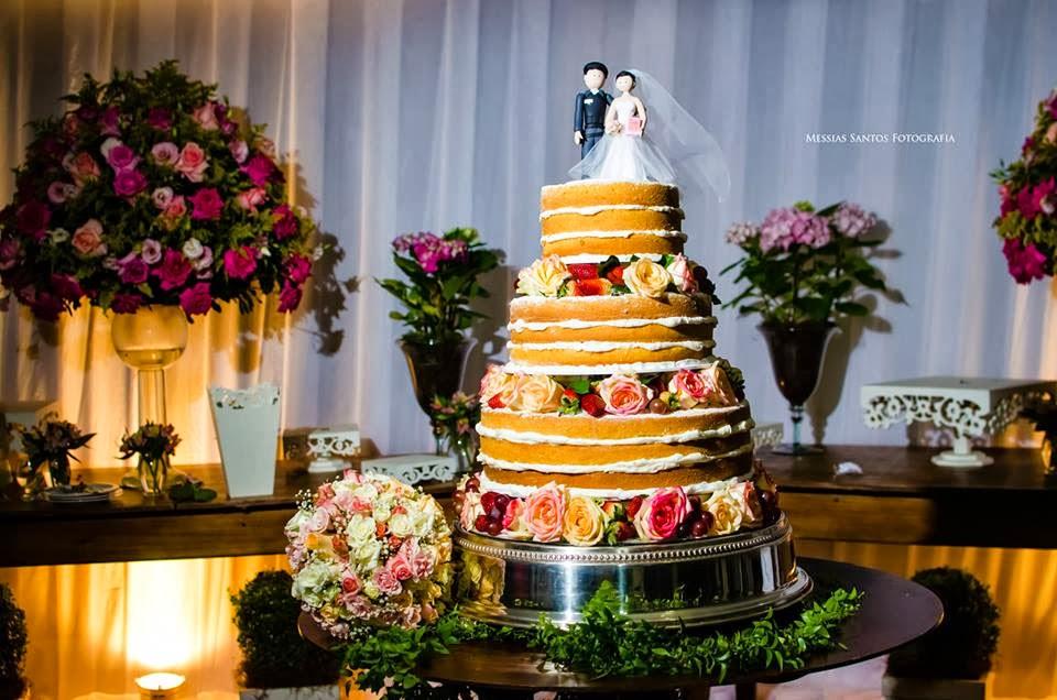 decoração - mesa - bolo