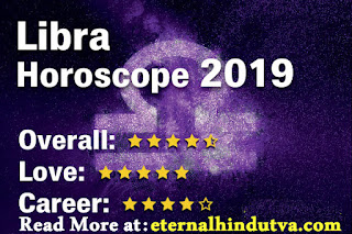 Libra Horoscope 2019