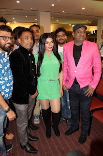 Rakhi Sawant at Music Launch Of Kutumb 013.JPG