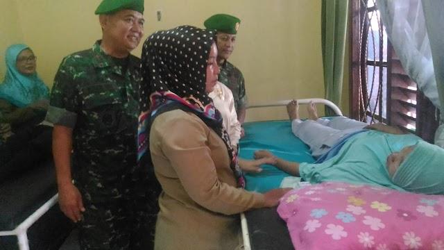 Koramil 01/Pancoran Mas dan Pemkot Tekan Pertumbuhan Penduduk Lewat TMKK