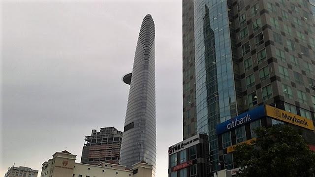 Torre Bitexco. Saigón. Ho Chi Minh City