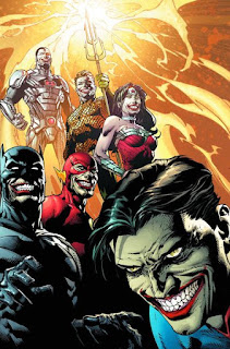 Justice League Of America - - Joker Cover