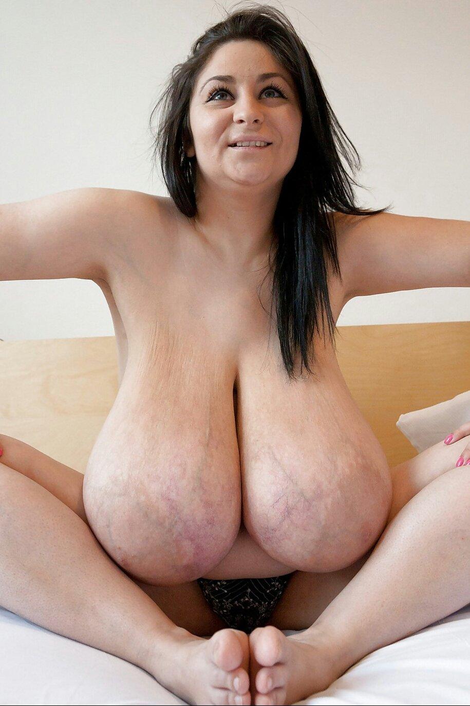 Dangling Breasts