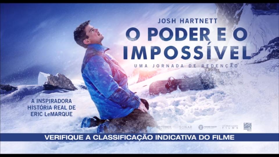 Filme gospel Evangélico O Poder e o Impossível Trailer completo e dublado