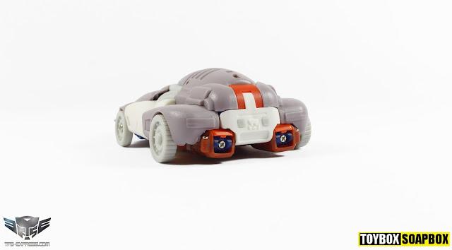 X-Transbots Ollie V2 back