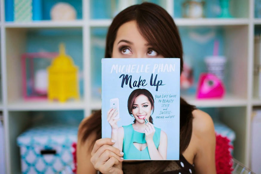 The Peachy Queen: Michelle Phan Make Up Your Life Guide To