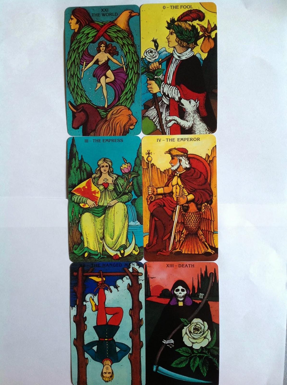 First Earth Tarot: Free Reading Alert