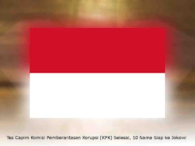 Tes Capim Komisi Pemberantasan Korupsi (KPK) Selesai, 10 Nama Siap ke Jokowi