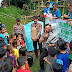 Dit Samapta Polda Banten Gelar Trauma Healing Untuk Hibur Anak-Anak Korban Tsunami