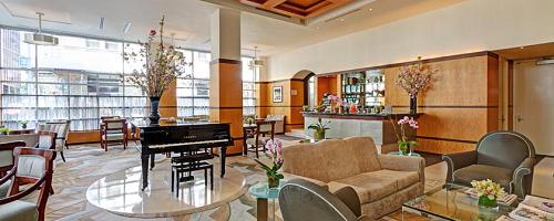 Hotel Giraffe de Nueva York (EEUU)