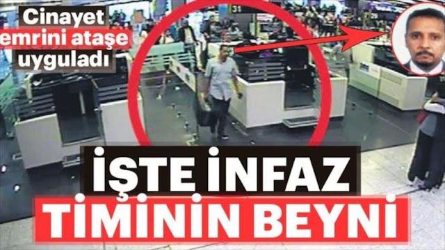 "Identifican al ""cerebro"" del asesinato de Khashoggi en Estambul"