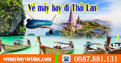 bán vé máy bay giá rẻ đi Thái Lan