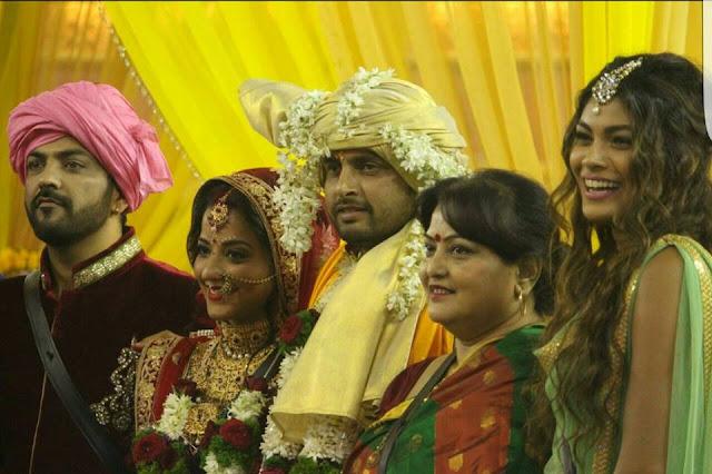 पति विक्रांत के साथ मोनालिसा कहेगी जय श्रीराम