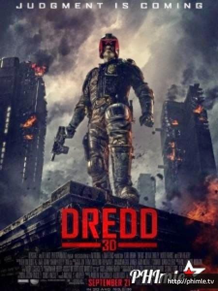Cảnh sát Dredd (Hội thẩm phán)