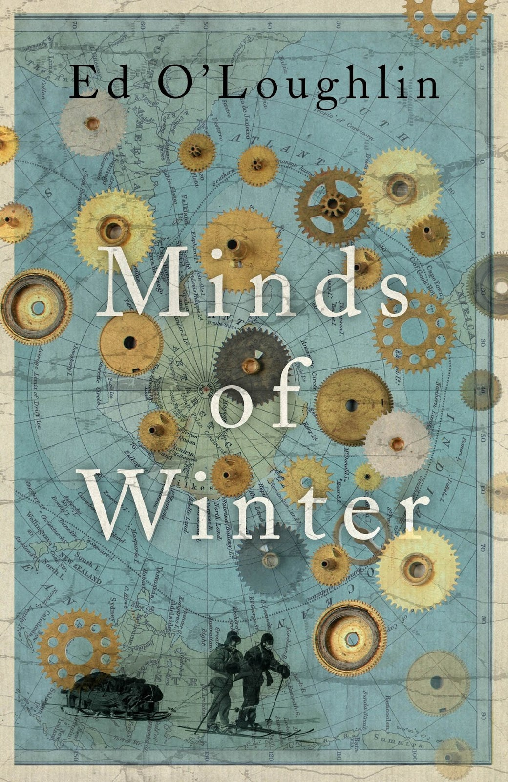 Image result for Minds of Winter by Ed O'Loughlin