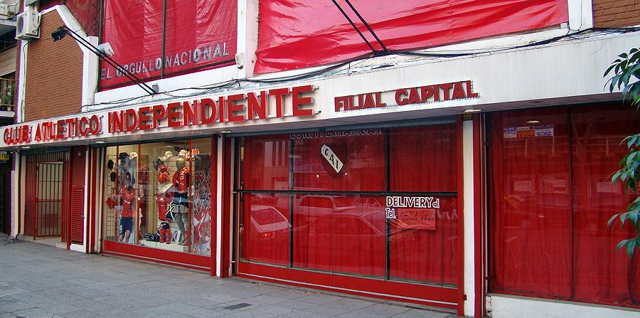 Sede Capital Federal