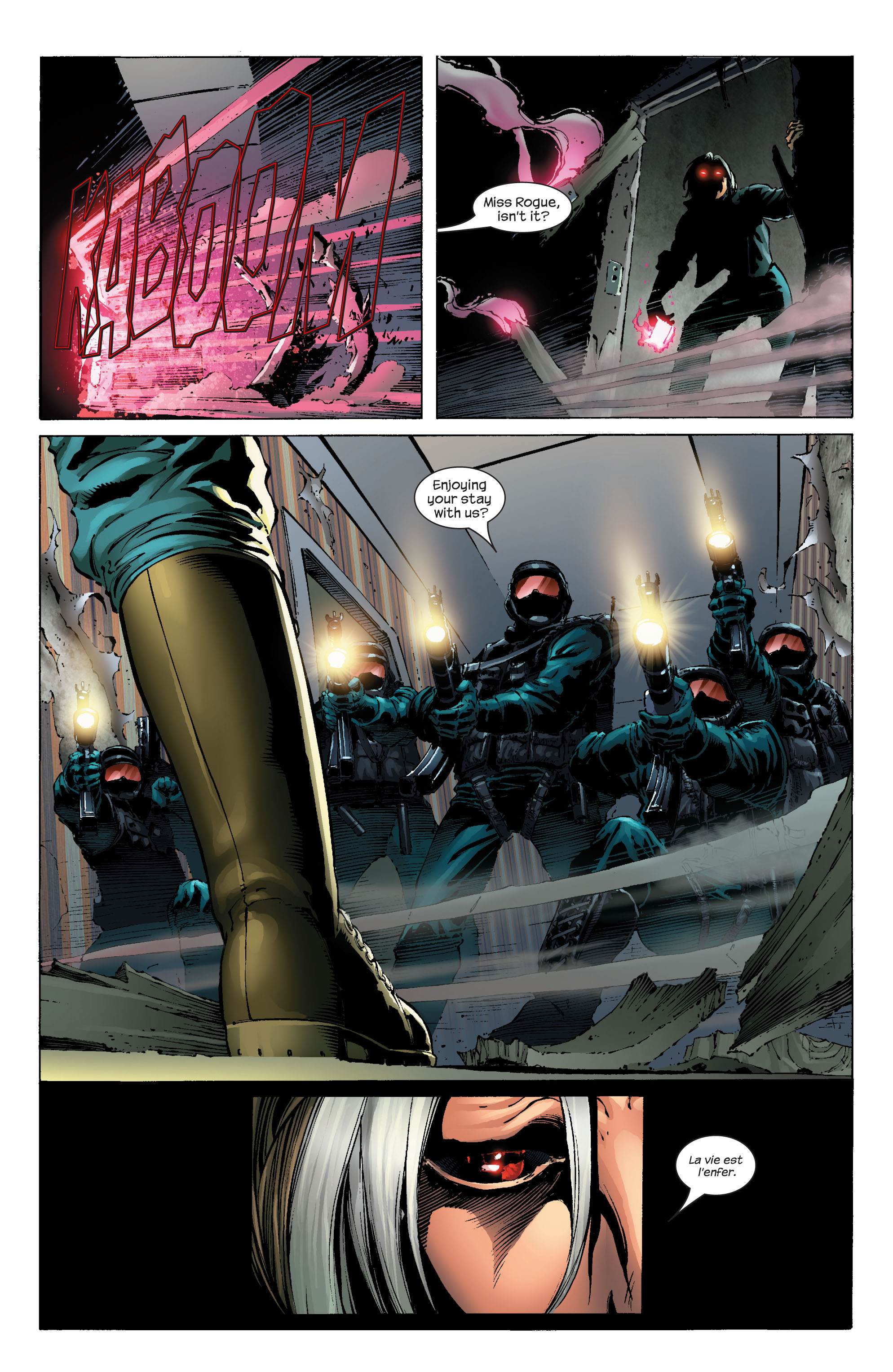 Read online Ultimate X-Men comic -  Issue #51 - 12