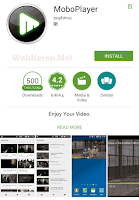 download aplikasi pemutar video (video player) android yang bisa di minimize
