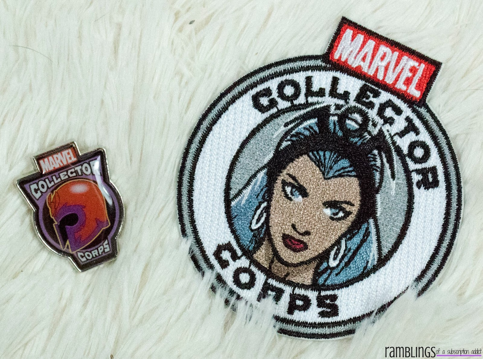 Marvel Collector Corps - X-Men Review | Ramblings of a ...
