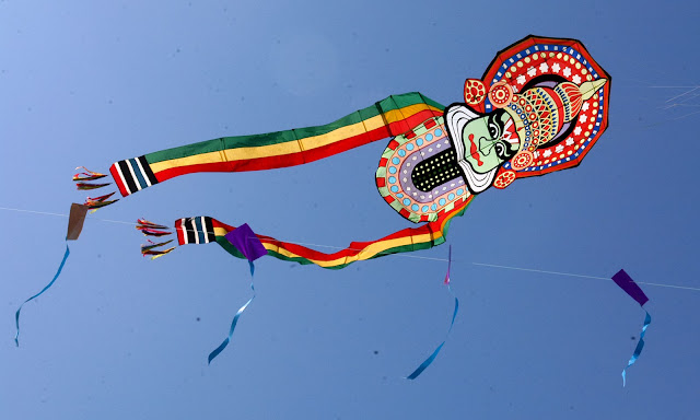 Kite Festival in India wallpaper