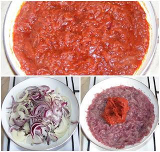 retete ceapa calita cu bulion la tigaie pentru mancare, retete culinare de post, sosuri,