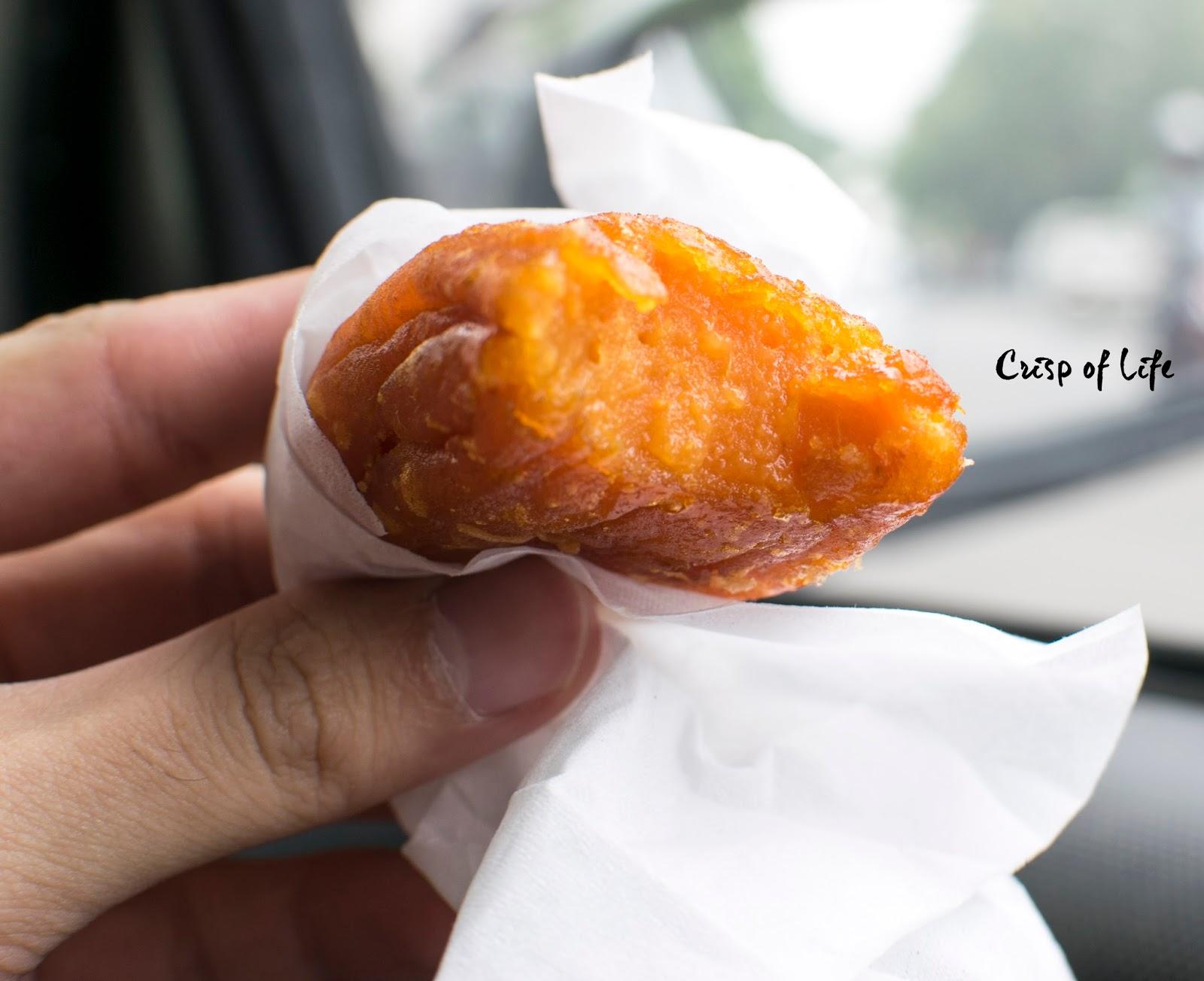 Teluk Wanjah Vegetarian Fried Cakes Alor Setar