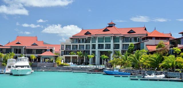Eden Bleu Hotel Seychelles