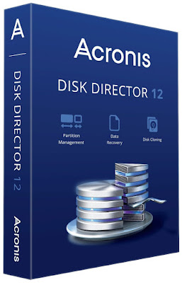 Acronis Disk Director 12 Image