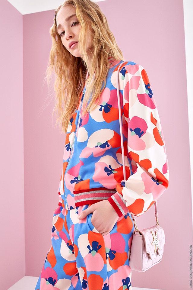 Tendencias moda verano 2019 ropa de mujer.