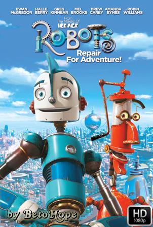 Robots [1080p] [Latino-Ingles] [MEGA]