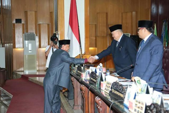 Pansus I Setujui Raperda Pendirian BUMD PT. Jakabaring Sport City