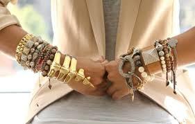 Moda Tendência : pulseira