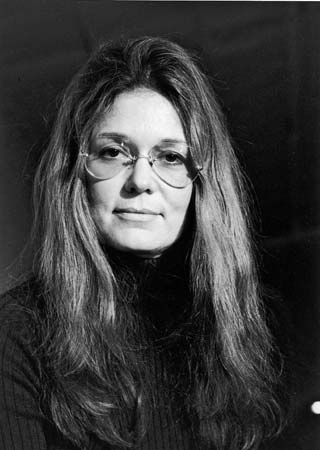 Mi Gran Viaje Literario La Frase Del Día 6 Gloria Steinem