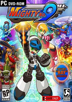 Download Mighty No. 9 PC Completo PT-BR