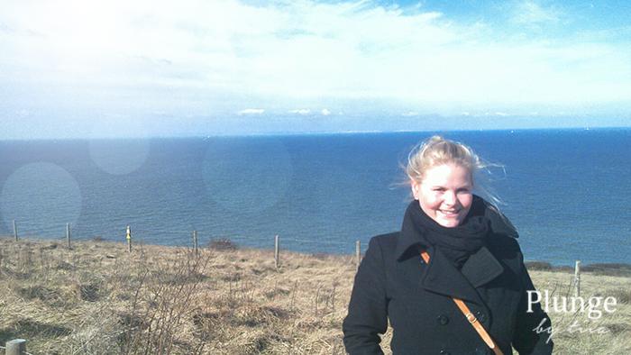 French coast line
