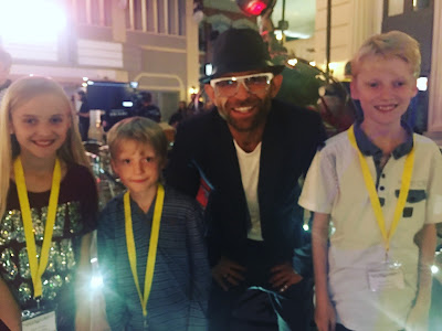 drone racing event with Jason Bradbury at KidZania London
