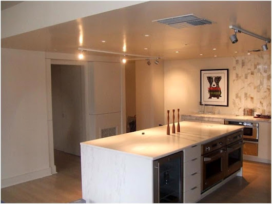 Kitchen Lighting With Island