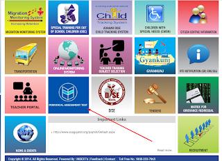 Online Entry At Ssa gujarat