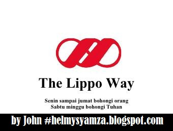"<img src=""The Lippo Way.jpg"" alt="" The Lippo Way!Islam in Indonesia is Destructed Systematically Through The Health World.Beware! "">"