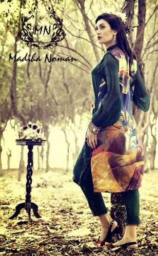 Madiha Noman Eid Collection 2014