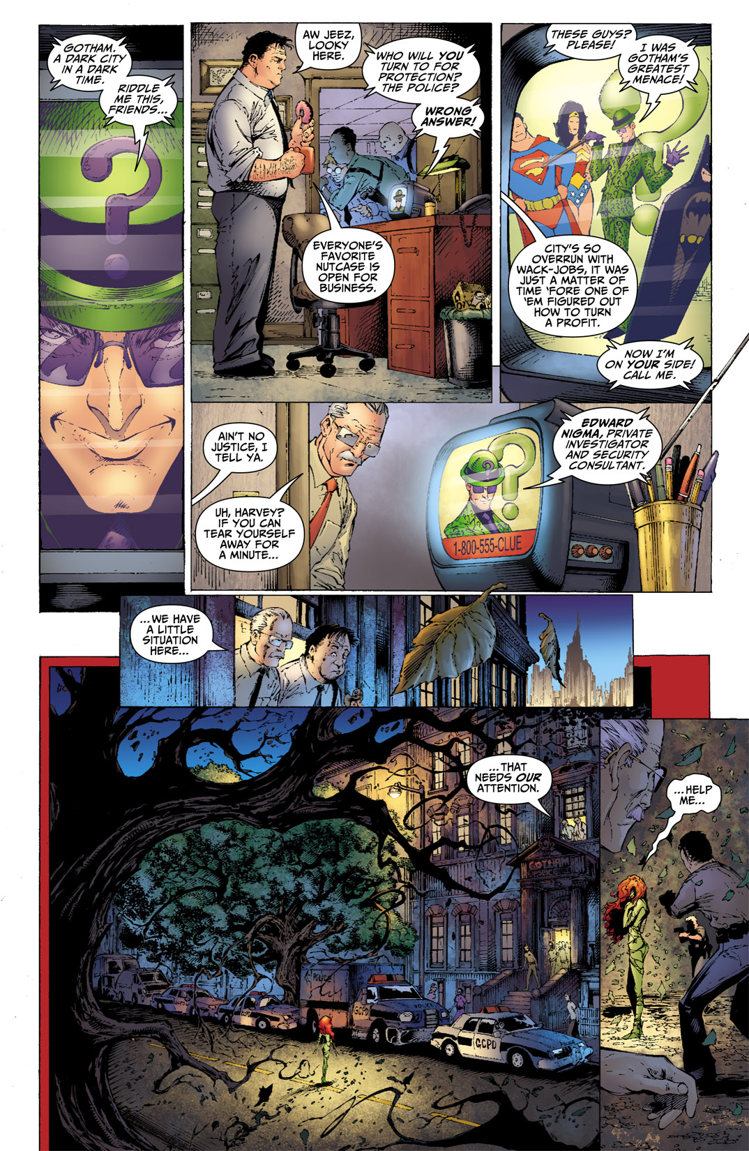 Detective Comics (1937) 823 Page 5