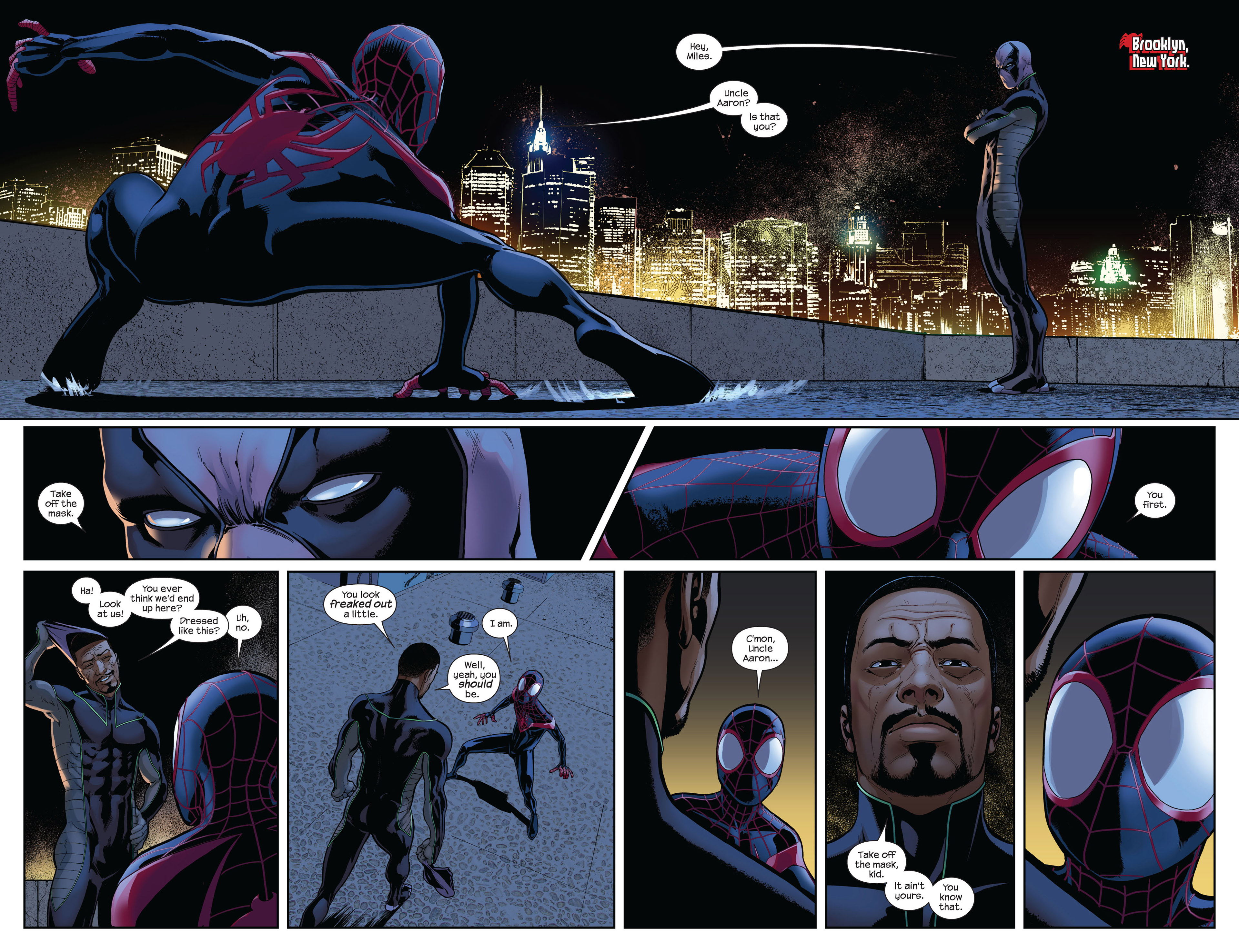 Read online Ultimate Comics Spider-Man (2011) comic -  Issue #10 - 3