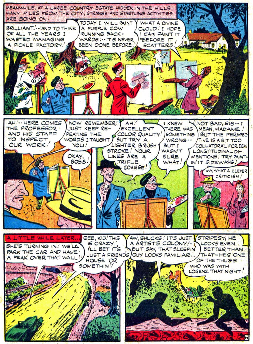 Star Spangled Comics (1941) issue 27 - Page 22