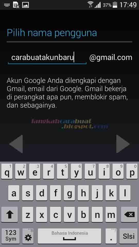 Buat Akun Google Cara Daftar Dan Membuat Akun Google Play Store Amp Gmail